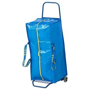 ФРАКТА Тележка с сумкой