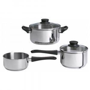 АННОНС Набор кухонной посуды, 3 предметa