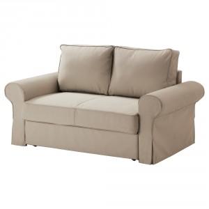БАККАБРУ Чехол на 2-местный диван-кровать