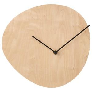 СНАЙДАРЕ Настенные часы, березовая фанера