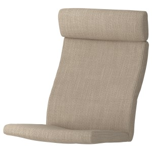 ПОЭНГ Подушка-сиденье на кресло