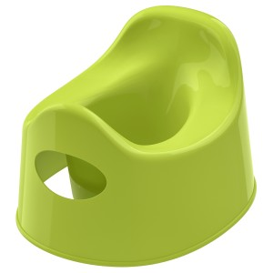ЛИЛЛА Горшок, зеленый