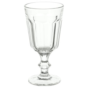 ПОКАЛ Бокал для вина, прозрачное стекло