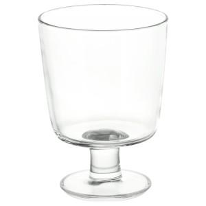 ИКЕА/365+ Бокал, прозрачное стекло