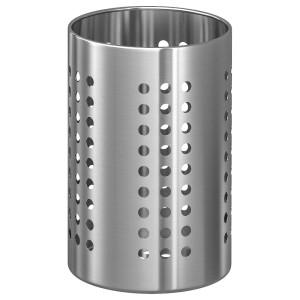 ОРДНИНГ Сушилка д/кухонных принадлежностей, нержавеющ сталь