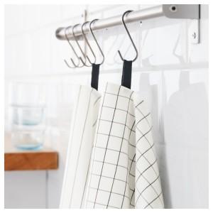 ИКЕА/365+ Полотенце кухонное, белый, 2шт
