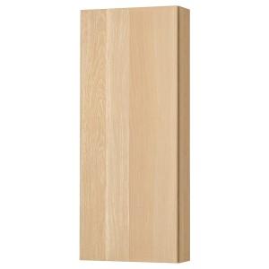 ГОДМОРГОН Навесной шкаф с 1 дверцей, под беленый дуб
