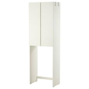 ЛИЛЛОНГЕН Шкаф для стиральной машины, белый