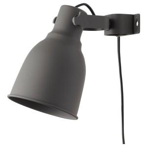 ХЕКТАР Настенный софит/лампа с зажимом