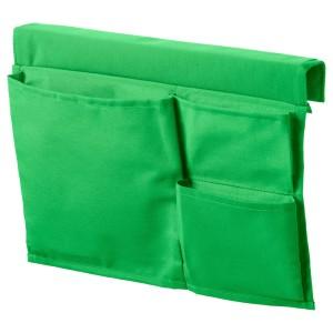 СТИККАТ Карман д/кровати, зеленый