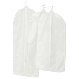 СКУББ Чехол для одежды, 3 штуки
