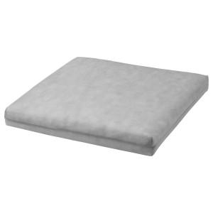 ДУВХОЛЬМЕН Внутренняя подушка д/подушки стула, для сада серый