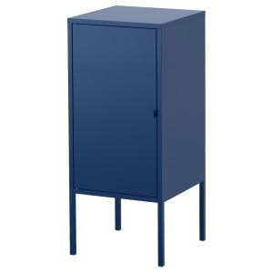 ЛИКСГУЛЬТ Шкаф, металлический, темно-синий