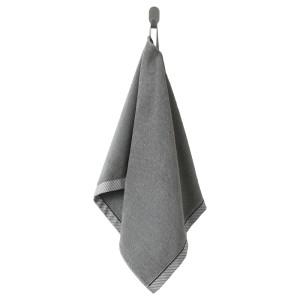 ВИКФЬЕРД Полотенце, серый