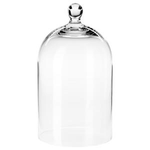 МОРГОНТИДИГ Стеклянный клош, прозрачное стекло