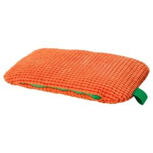 ЛУРВИГ Подушка, оранжевый