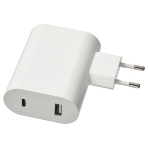 ОСКСТОРМ Зарядное устройство USB 23 Вт, белый