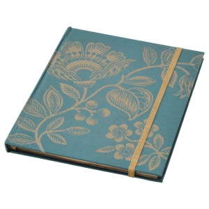 АНИЛИНАРЕ Книжка для записей, зеленый, золотой