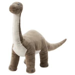 ЙЭТТЕЛИК Мягкая игрушка, динозавр, Бронтозавр