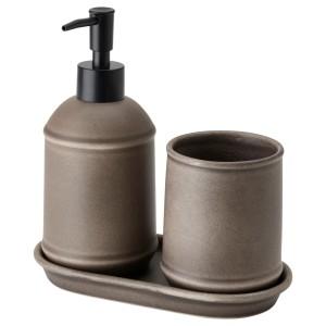 ТВОЛЬСШЁН Набор для ванной,3 предмета