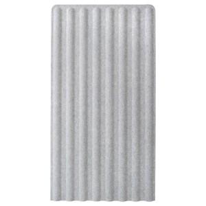 ЭЙЛИФ Экран передвижной, серый, 0.8м