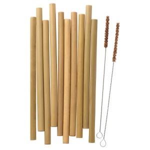 ОКУВЛИГ Трубочки/чистящие щетки, бамбук, пальма